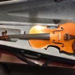F. Breton, Brevete 4/4 Violin Number 1