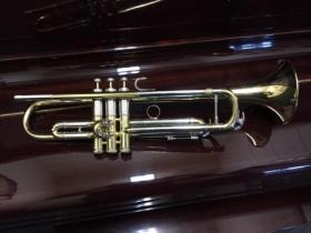 Holton Stratodyne Trumpet in case