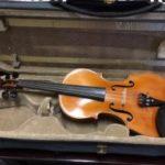 F Breton Brevete a Mirecourt 4/4 Violin 273861