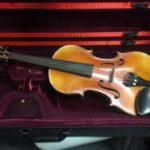 F. Breton, Brevete 4/4 Violin Number 2