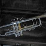 Bach Stradivarius Model 37 Silver Plated Trumpet 317684