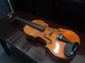 ernst heinrich roth violin front view
