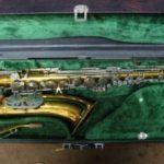 King Zephyr Tenor Saxophone 454287