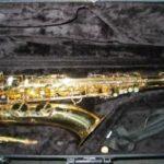 Selmer Mark VII Tenor Saxophone M275158