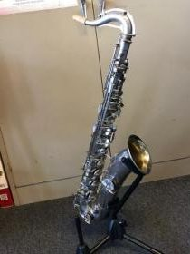 Martin Tenor Saxophone at Adam's Music in Los Angeles