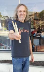 Peter Tavella drum teacher adam's music los angeles