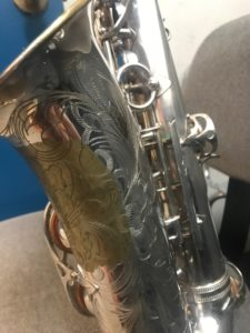 Selmer Super Balanced Action alto sax 48572 Adam's Music Los Angeles-4