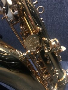 Buffet Model 100 alto sax at Adam's Music Los Angeles