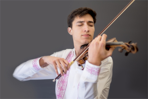 John Nevill Los Angeles Violin Lessons