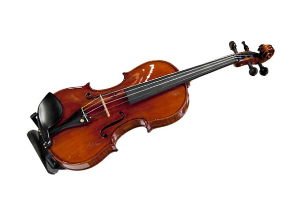 Bowed String Instrument Care - clean