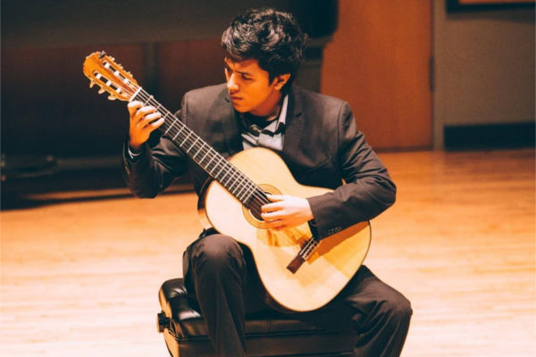 Sultan Alkhodari Adam's Music LA