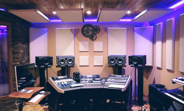 practice room sound treatment adams music