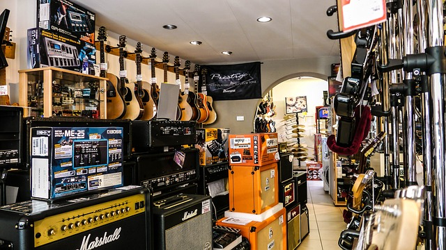 music lessons for adults store