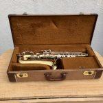 Buescher 400 Alto Saxophone