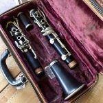 1951 Selmer Centered Tone Clarinet With Original Case