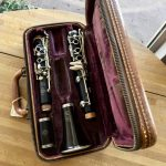1952 Selmer Centered Tone Clarinet With Original Case