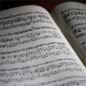sheet music adams music