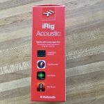 iRig Acoustic 3