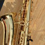Keilwerth alto saxophone