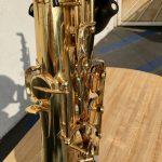 Keilwerth alto saxophone keys