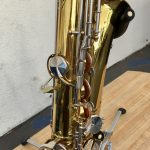 King Cleveland 613 Alto Sax keys from right side