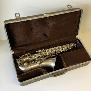 Buescher Alto Saxophone in carry case